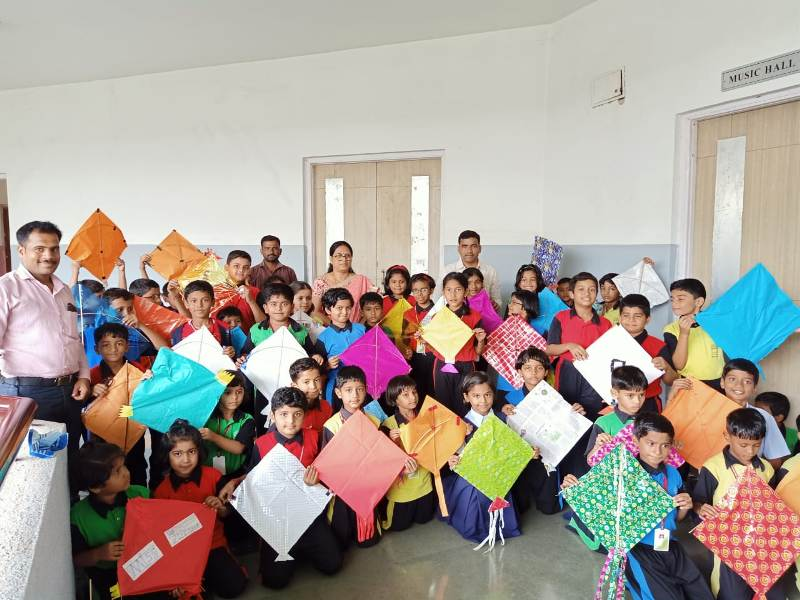 Kite Making Workshop...
