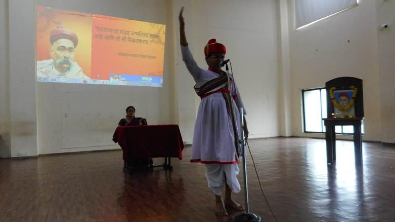 Mono Act Nishant Bhosale