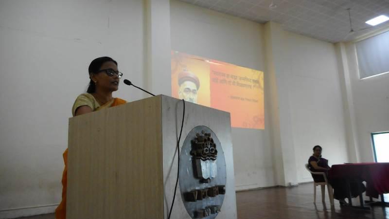 Teachers speech By Varsha madam