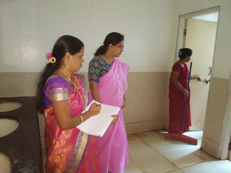 Making proposal for sanitation facilities