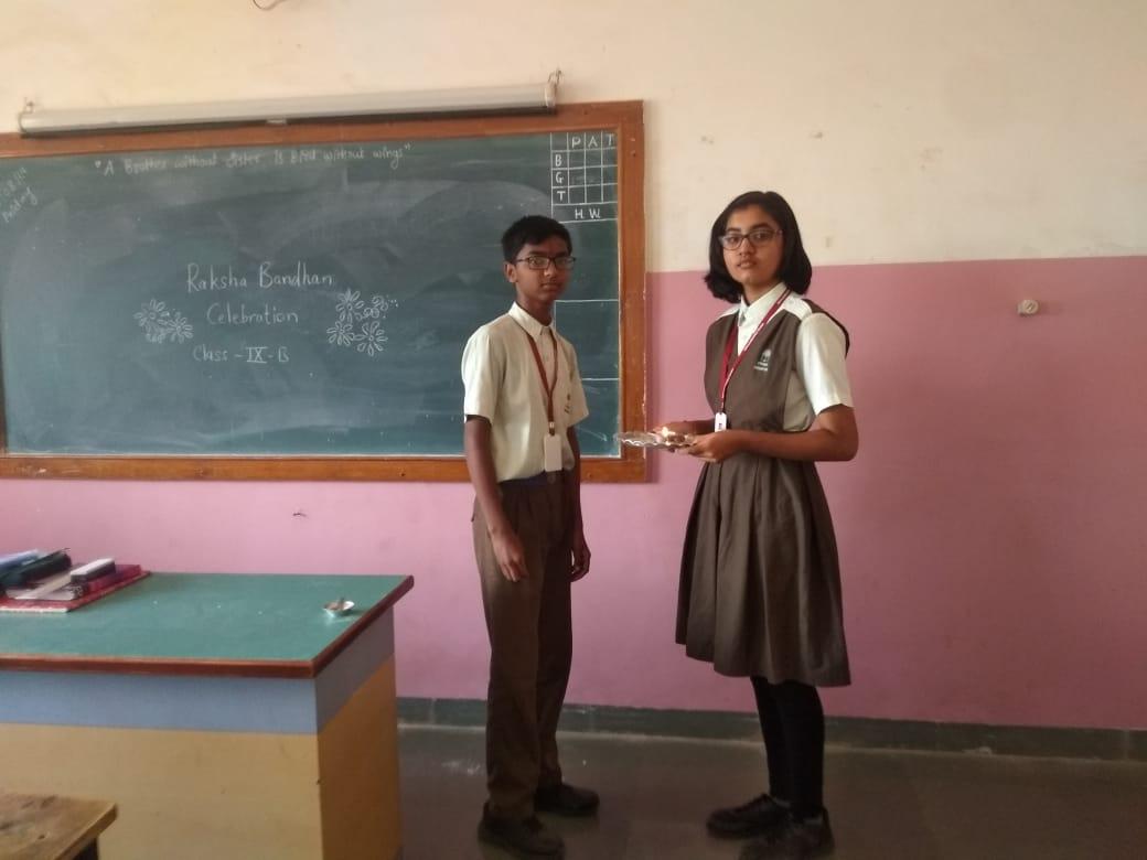 Rakhi celebration (2)