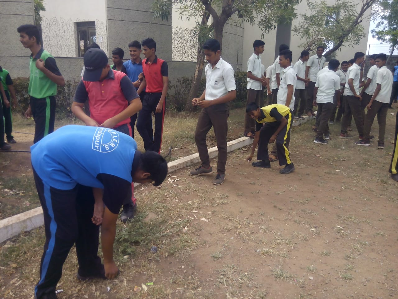 Cleaning near Community centre