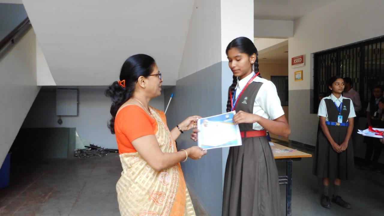 Essay writing Prize Distribution