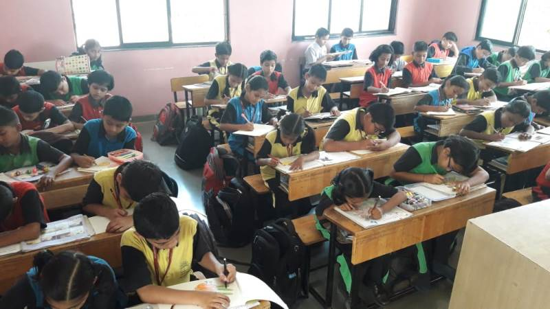 Poster Making competition on \'Fit body,fit mind ,fit environment