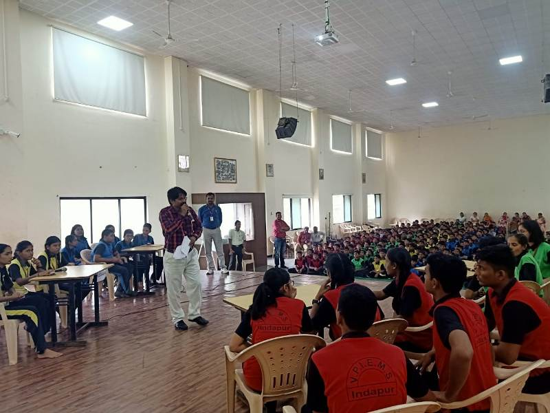 Quiz Competition -On sports & fitness