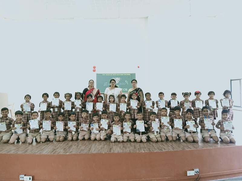 Annual Prize Distribution Pre-Primary Section (5)