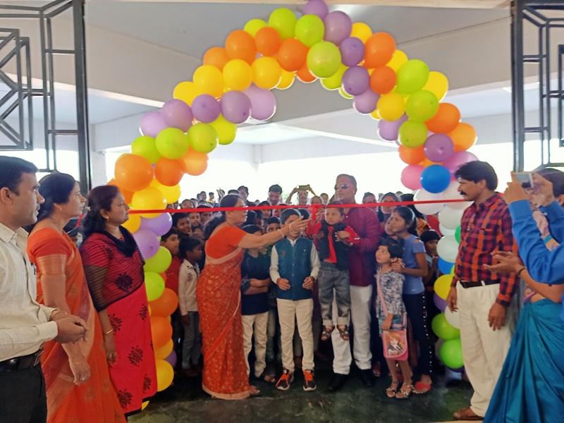 Fun Fair Opening ceremony