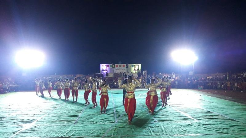 Katthak Dance on PT Display