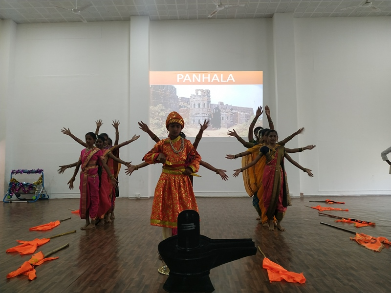 Skit on the Life & History of Shivaji Maharaj on the account of Shiv Jayanti Celebration (2)