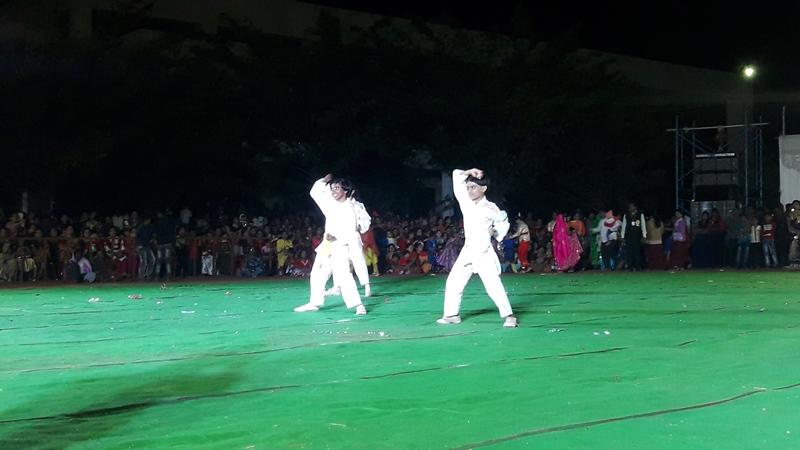 Taekwondo Presentation on PT Display