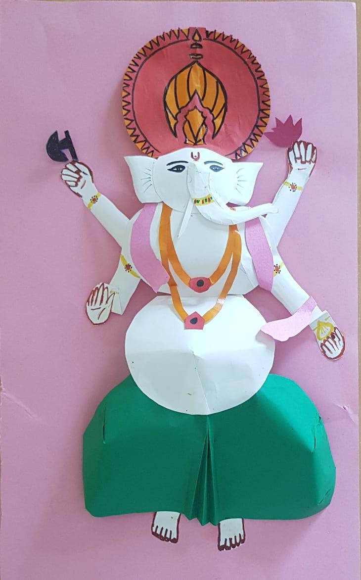 Himanshu Khabale VI B
