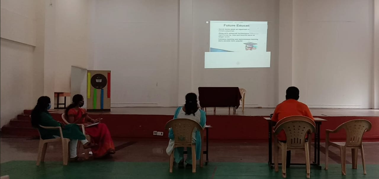 Online PPT presentation competition for std. 7 to 10