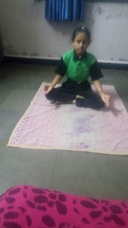 Bushra Shaikh -Yoga