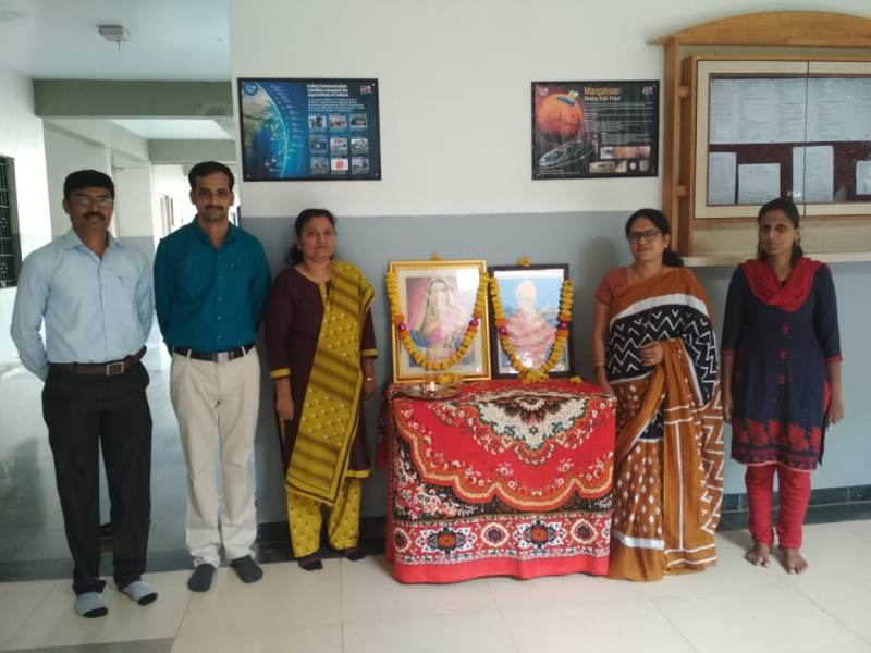 Swami Vivekananda and Jijamata Jayanti Group Photo