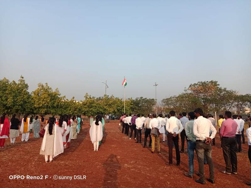 26 Jaunary2021 Republic Day Celebration